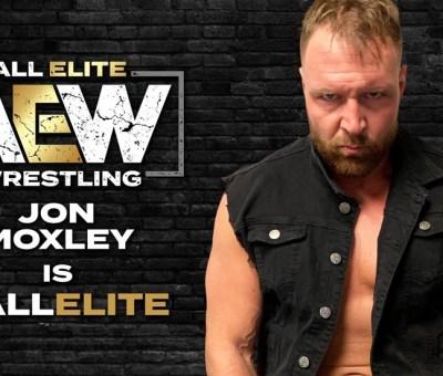 Chris Jericho responsable de la llegada de Jon Moxley a AEW