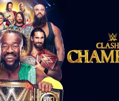 Chokeslam Podcast Clash of Champions 2019