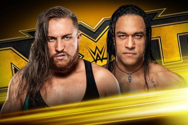 WWE NXT Resultados 16 de octubre