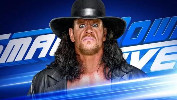 The Undertaker revela el motivo de su ausencia en SmackDown en su debut en FOX