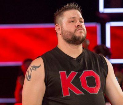 Kevin Owens muestra el enfado con el Draft de WWE