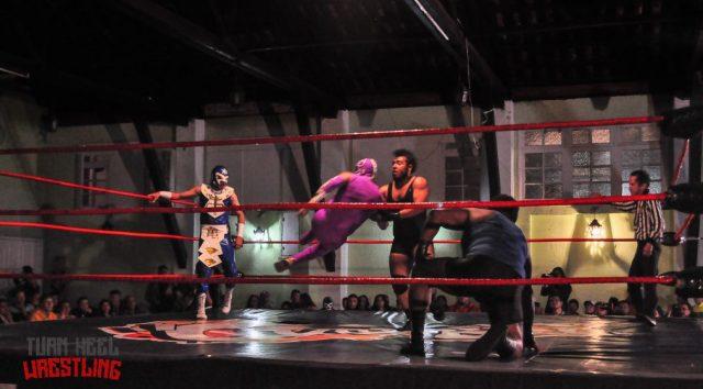 Noche de Campeones SAW-WAG: Emeritus III retiene su título