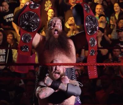 The Viking Raiders Raw