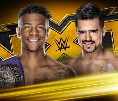 WWE NXT Resultados 13 de noviembre