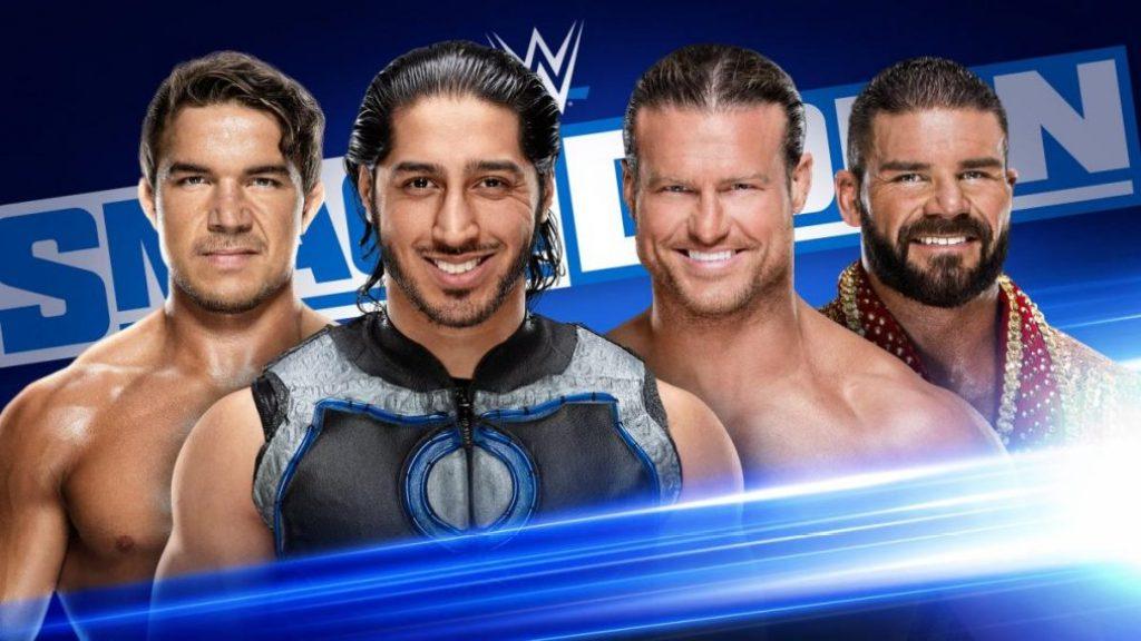 Previa WWE SmackDown: 15 de noviembre de 2019