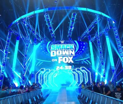 combate titular SmackDown