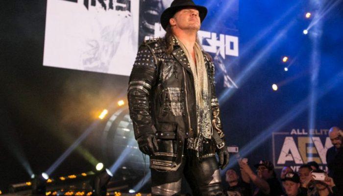Chris Jericho reacciona sobre comentarios que dicen que NXT es mejor que AEW Dynamite