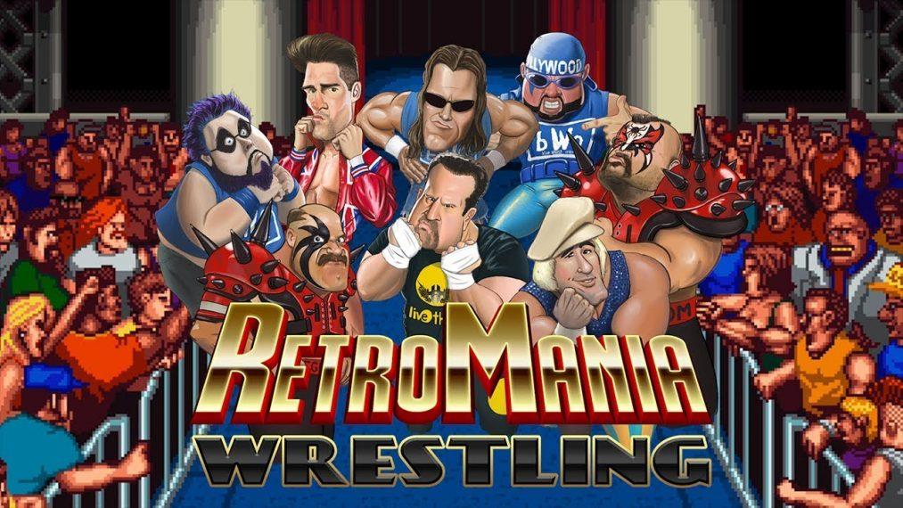 NWA RetroMania