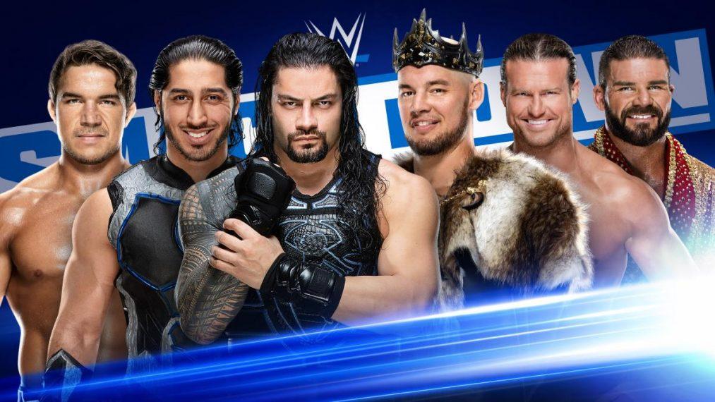WWE SmackDown Resultados 22 de noviembre