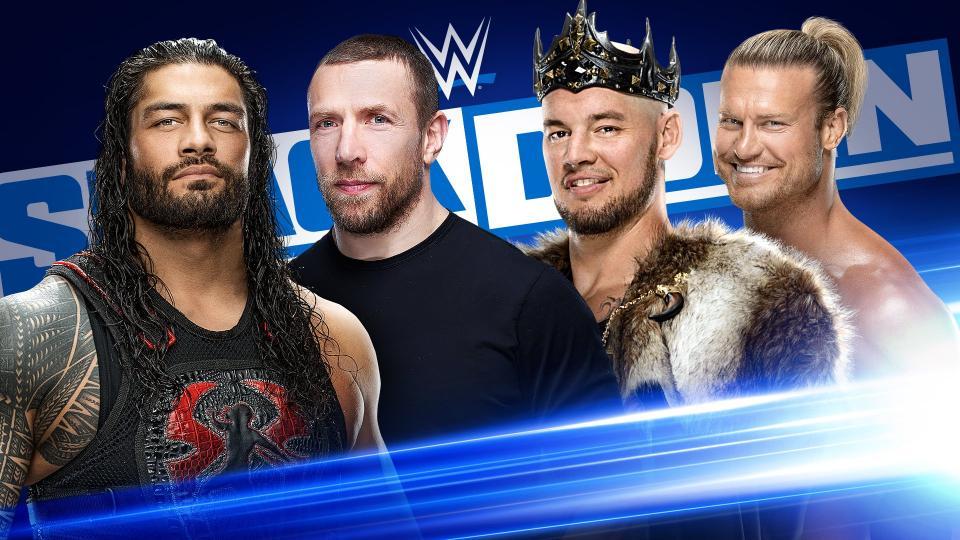 Previa WWE SmackDown: 3 de enero de 2020