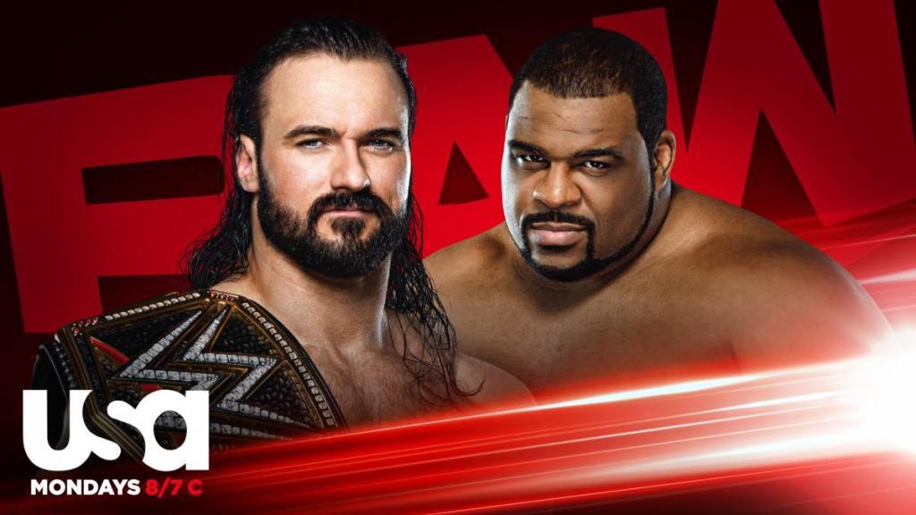 Previa WWE RAW: 21 de septiembre de 2020