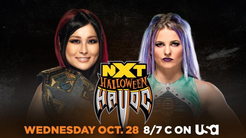 Resultados NXT Halloween Havoc