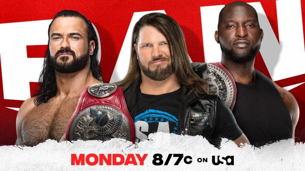 Previa WWE RAW 14 de junio de 2021
