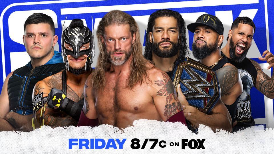 Previa WWE SmackDown 16 de julio de 2021