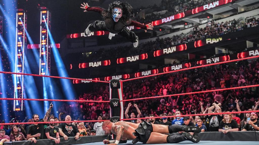Frustración en NXT por la derrota de Karrion Kross en RAW