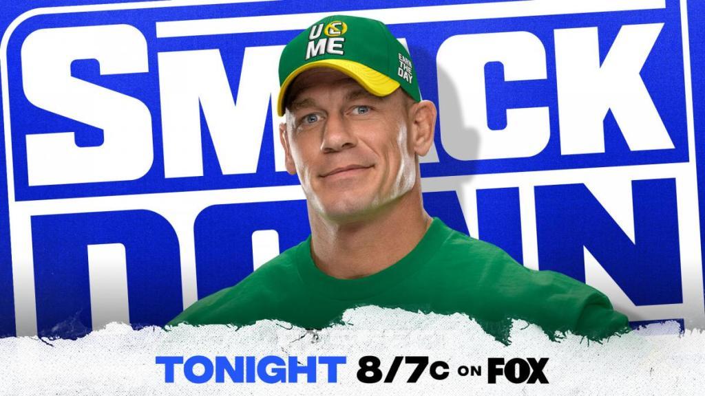 Resultados WWE SmackDown 23 de julio de 2021