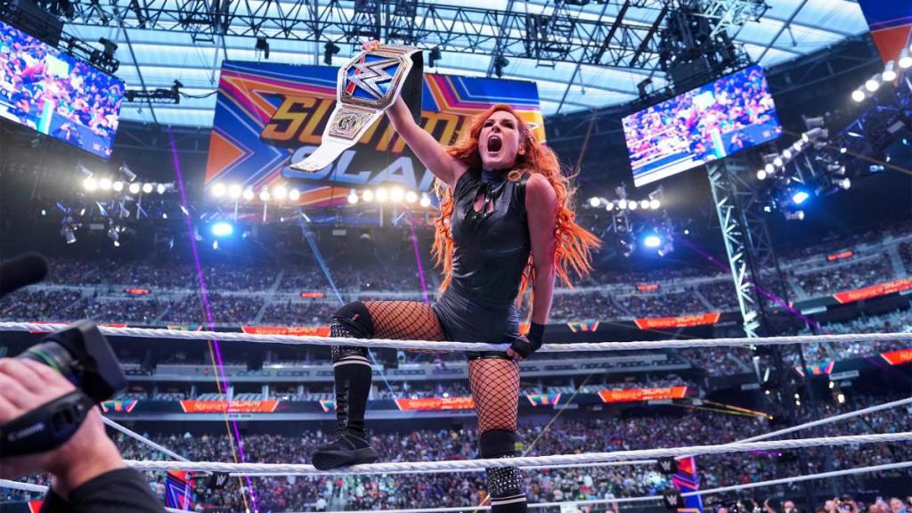 Previa WWE SmackDown 27 de agosto de 2021