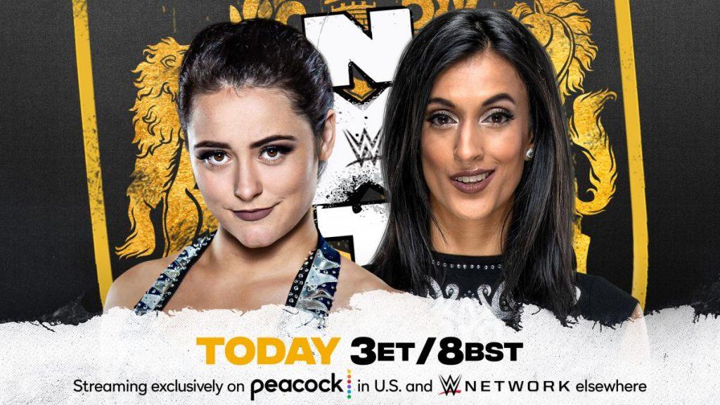 Previa WWE NXT UK 26 de agosto de 2021