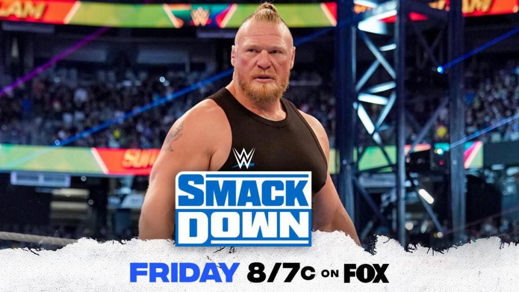 Previa WWE SmackDown 10 de septiembre de 2021