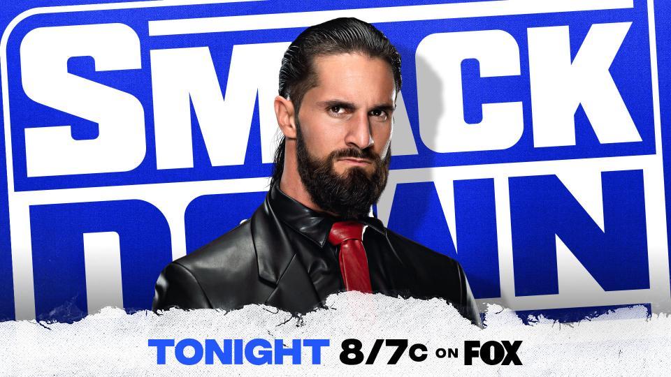 Previa WWE SmackDown 17 de septiembre de 2021