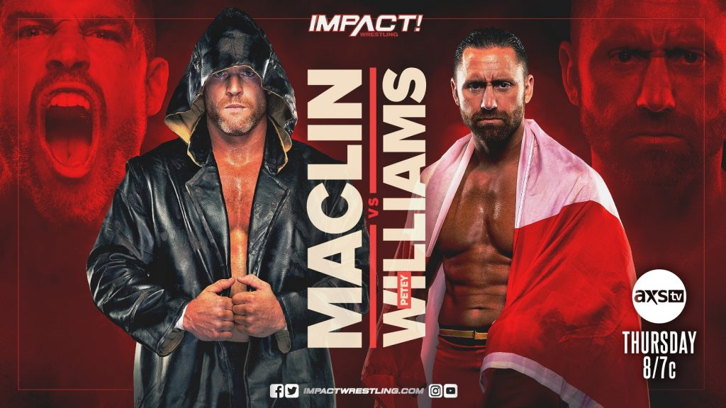 Previa IMPACT Wrestling 9 de septiembre de 2021