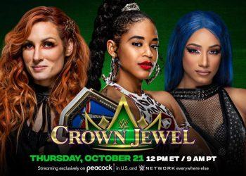 Predicciones y previa WWE Crown Jewel 2021