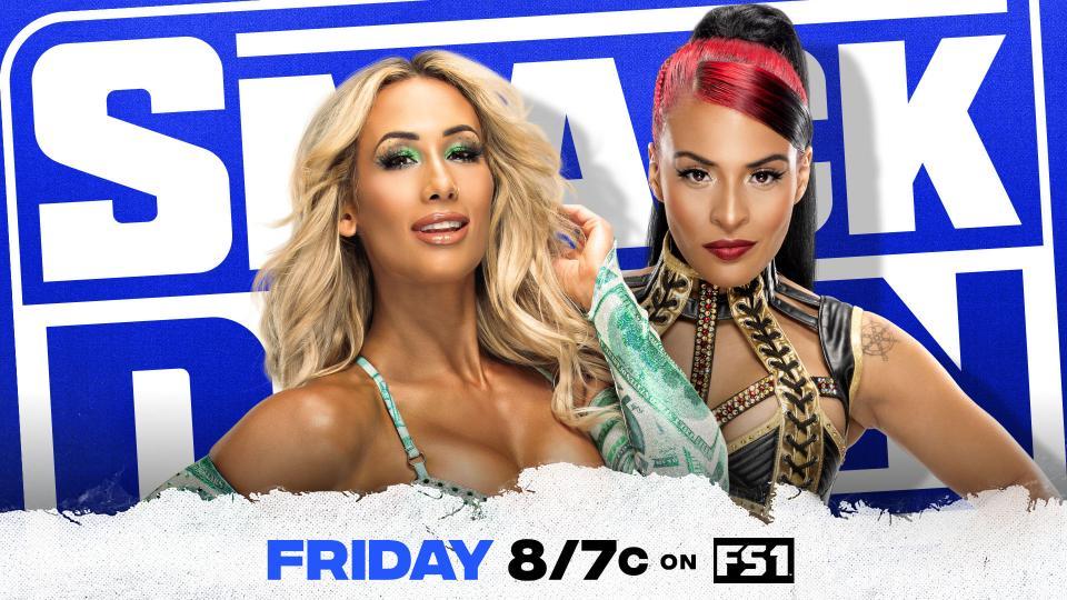 Previa WWE SmackDown 15 de octubre de 2021