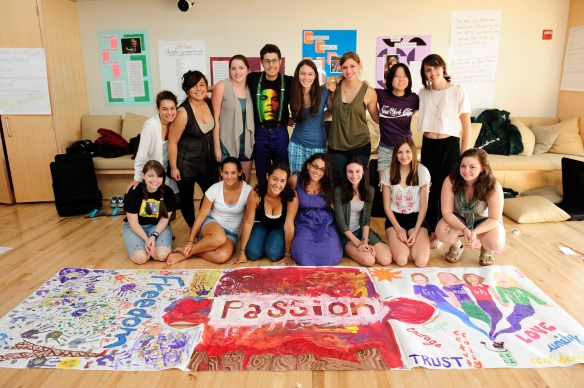 Eileen Fisher Leadership Institute - Year One - Photo Credit:
