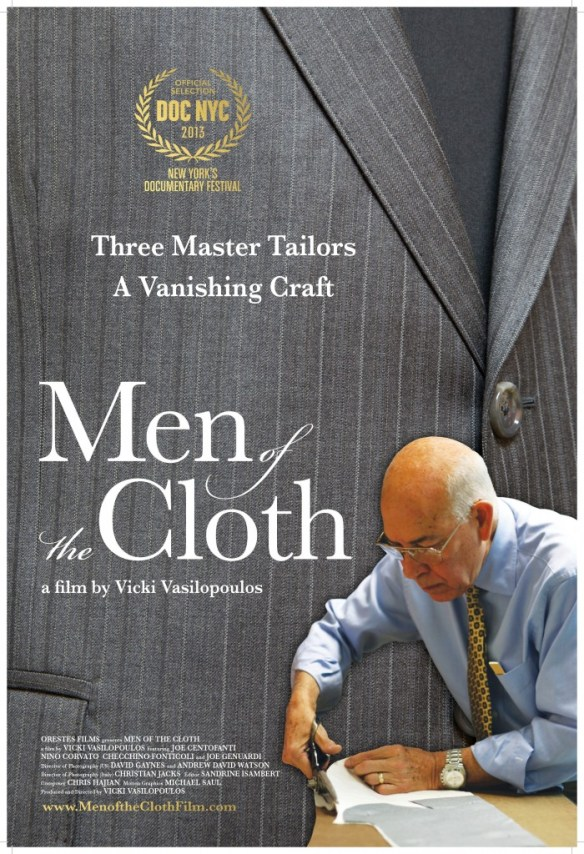 MEN OF THE CLOTH: a film by Vicki Vasilopoulos