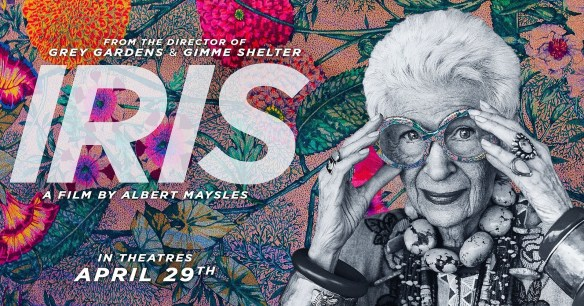 'Iris' the documentary film
