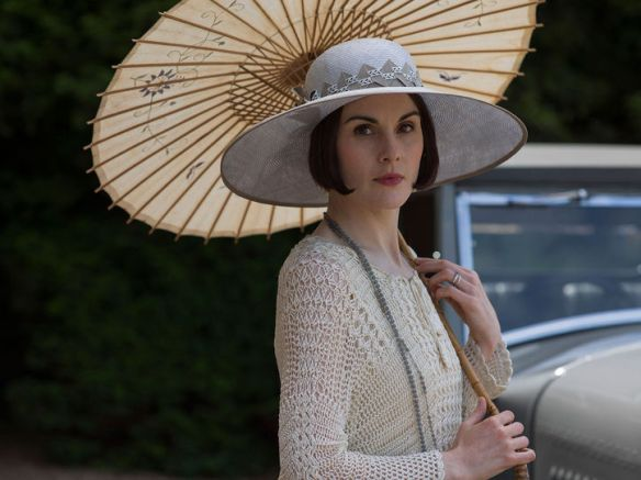 Lady Mary in Season 6