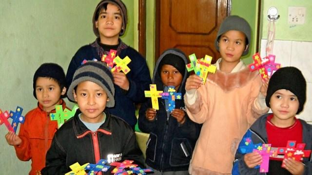Nepal Kids in 2009
