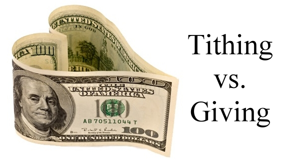Tithing-vs-Giving