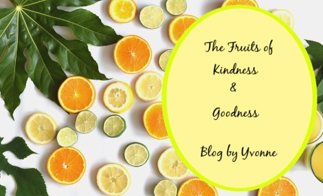Fruits of the Spirit; Kindness; Goodness;