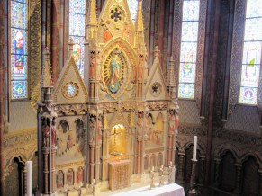St Mathis in Budapest