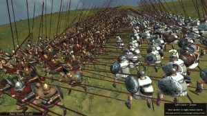 The Phalanx of Alexander and his Successors was a key part of both Eumenes' and Antigonus' armies..