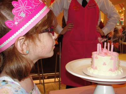 Birthday wishes . . . Own entire American Doll store
