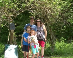 Mother's Day Hike 2018