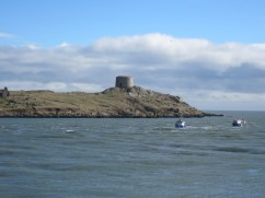Dalkey Island, Martello Tower & St. Begnet's Church