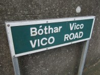 Killiney's very own rich and famous live on Vico Road--including Bono and The Edge of U2!
