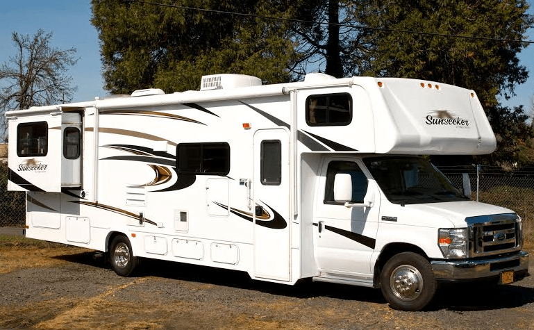 RV Rentals Oregon -Price Group #7 - RV Motorhome Rentals