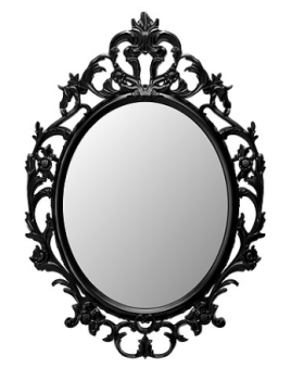 http://www.ikea.com/gb/en/products/decoration/bathroom-mirrors/ung-drill-mirror-oval-black-art-40213759/