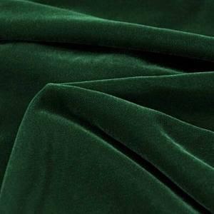 Pipe Pocket Emerald Green Velour Green Velvet Sample Swatch For Turn of Events Rental Drapery Las Vegas