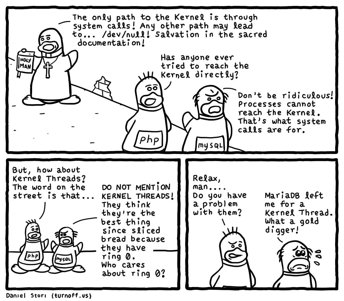 The Jealous Process
