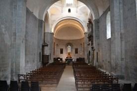 Inside the Abeey at St Savin