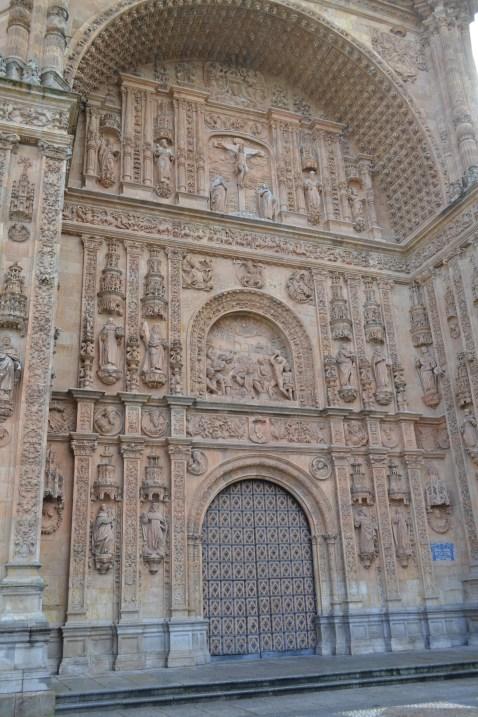 Convento de St Estaban, Salamanca