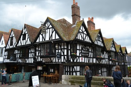 The Weavers House, Canterbury