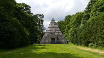 The Mausoleum at Blickling Hall