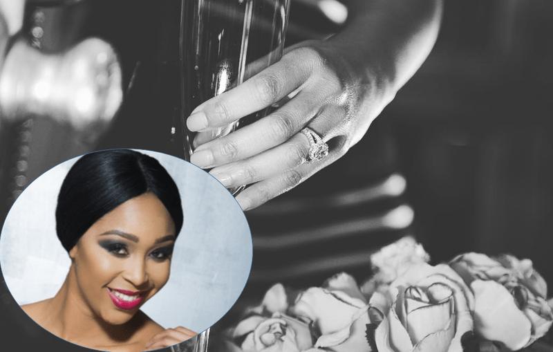 Minnie Dlamini Is Engaged