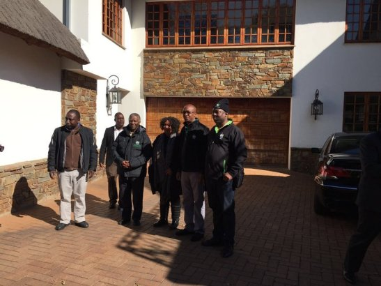Image result for Thabo Mbeki house